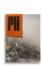 Bi-annual international publication about art and design.